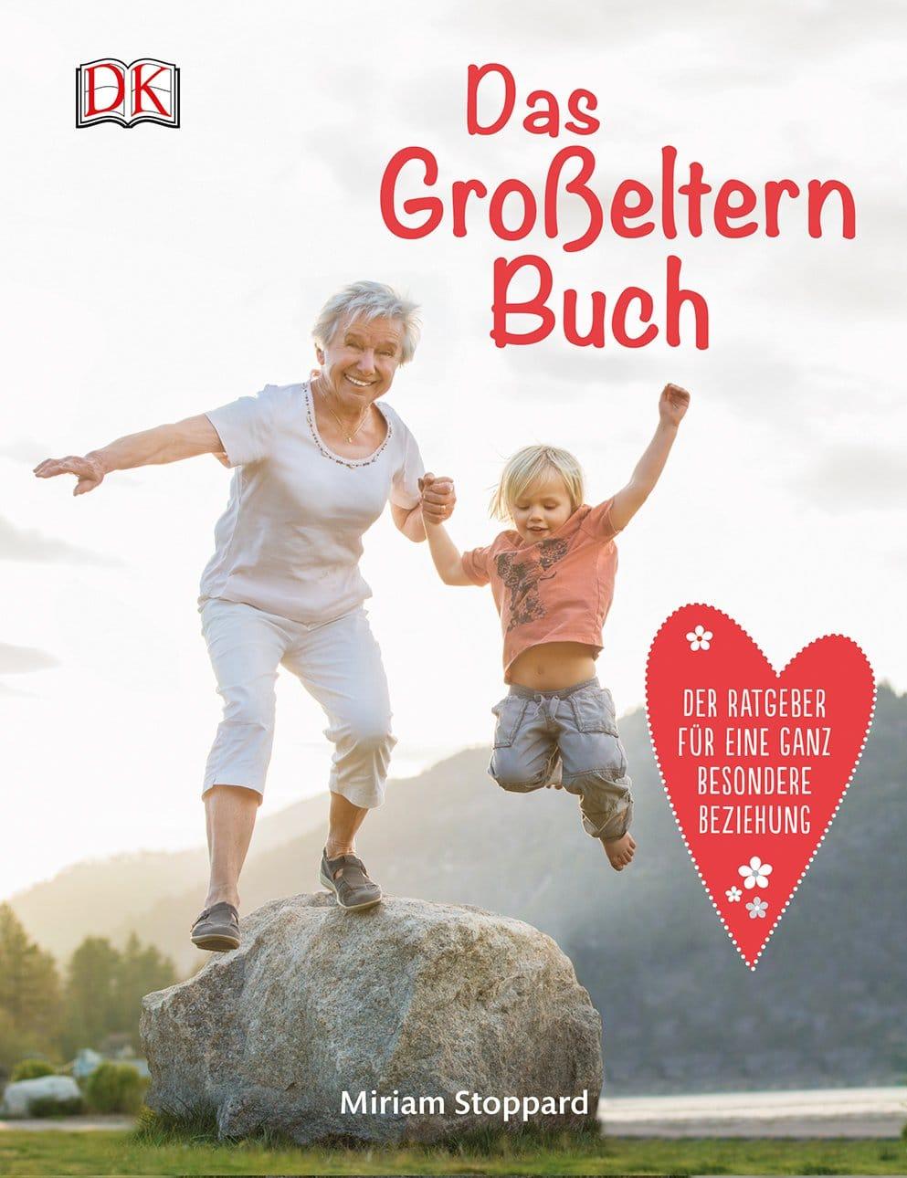 Das Großeltern Buch - Geschenk für werdende Großeltern