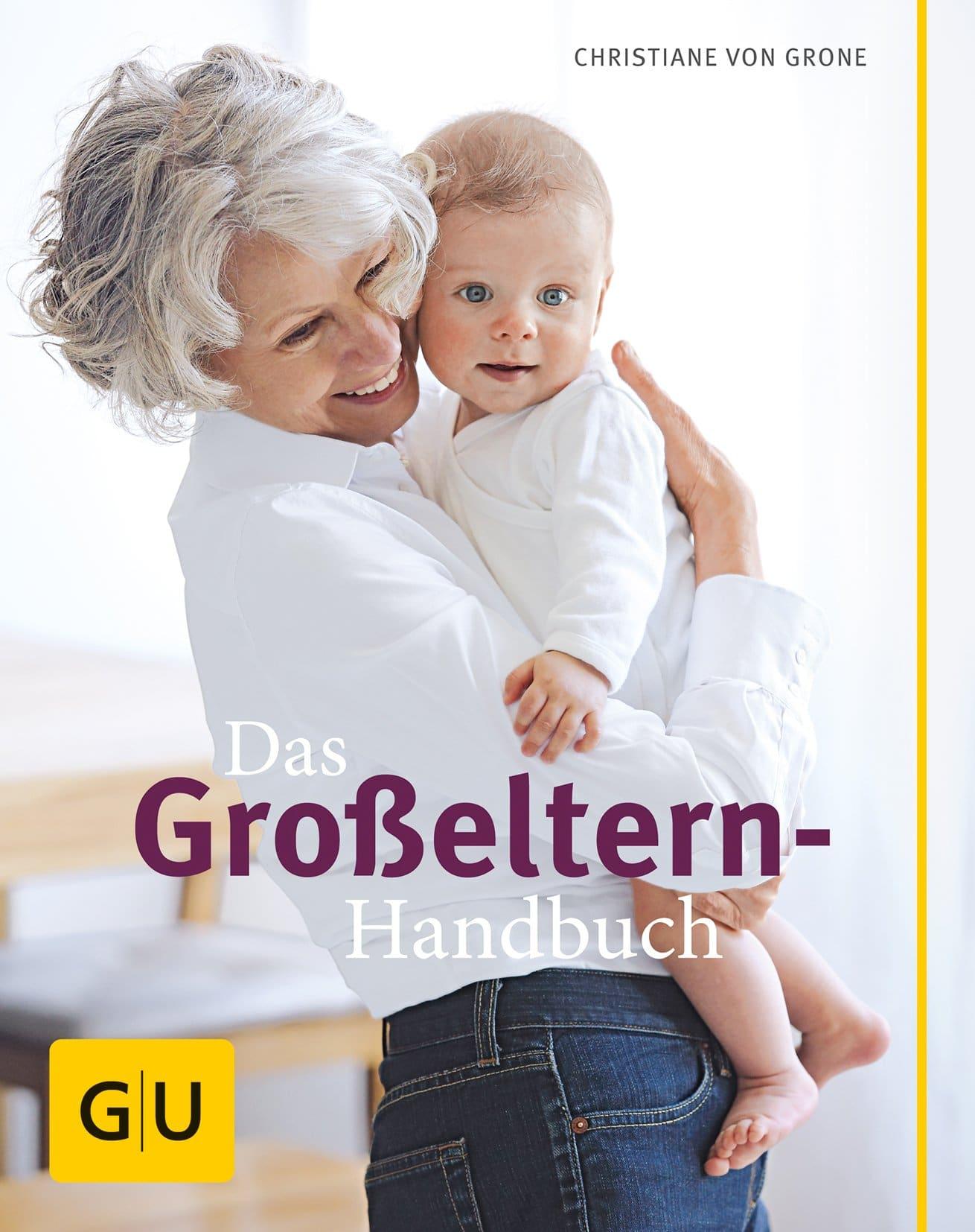 Das Großeltern-Handbuch - -Geschenk für werdende Opa und Oma