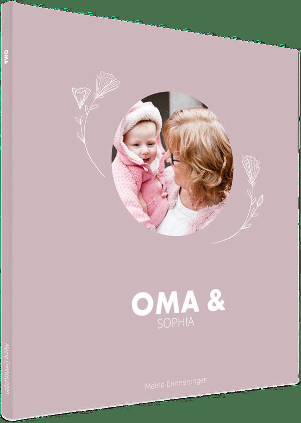 Fotobuch - Geschenkideen für Großmutter