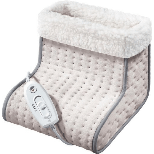 Geschenk für eine ältere Dame - Fußwärmer