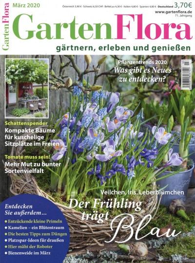 Geschenk für eine Frau zum 70. Geburtstag - Garten Magazin