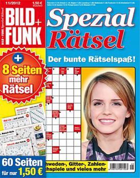 Geschenkabo Schnupperabo - spezial-raetsel