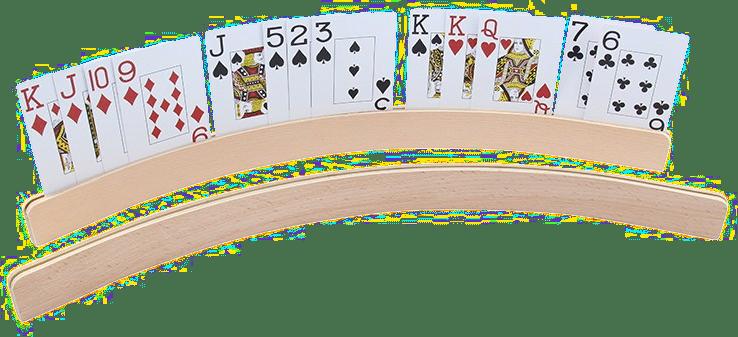 Kartenhalter - Geschenk für Senioren
