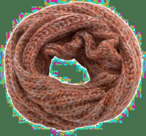 Geschenk zum 70. Geburtstag - Schal Loop