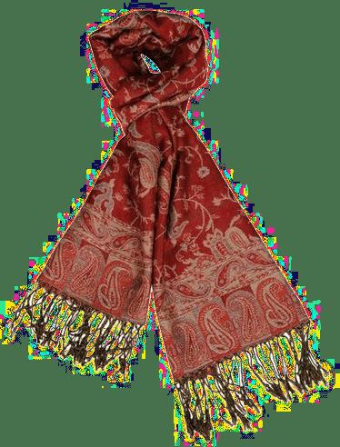 Geschenk für Oma zum 70. Geburtstag - Schal