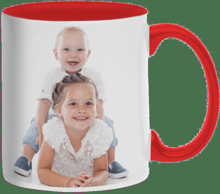 Tasse mit Foto für Oma