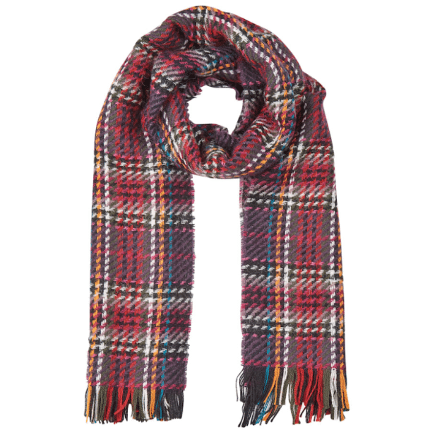 Weihnachtsgeschenk für Oma - Schal