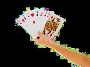 Geschenk für Senioren Bridge Kartenspiel