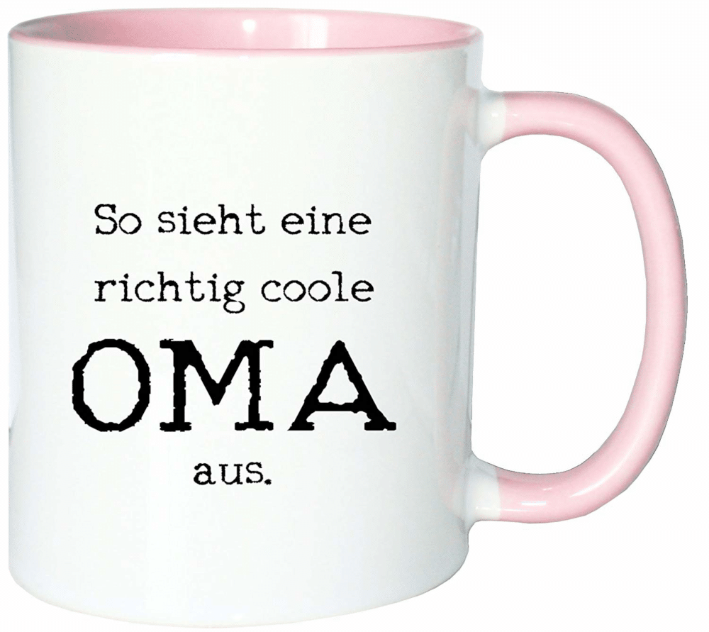 Geschenkidee für Oma