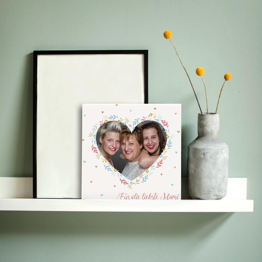 Foto Geschenk - Muttertagsgeschenk für Oma