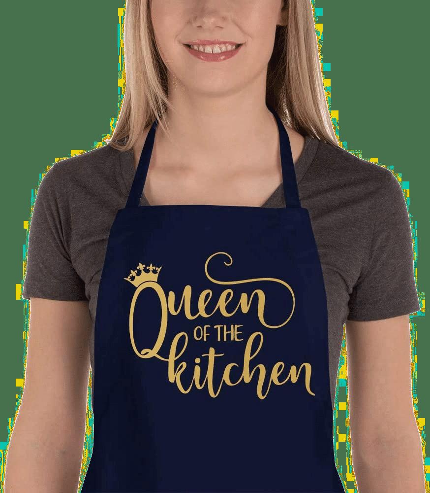 Geschenk für jemanden, der gerne kocht - Kochschürze