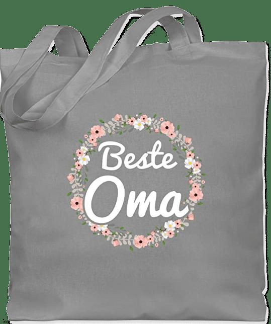 Geburtstagsgeschenk für Oma - Tasche
