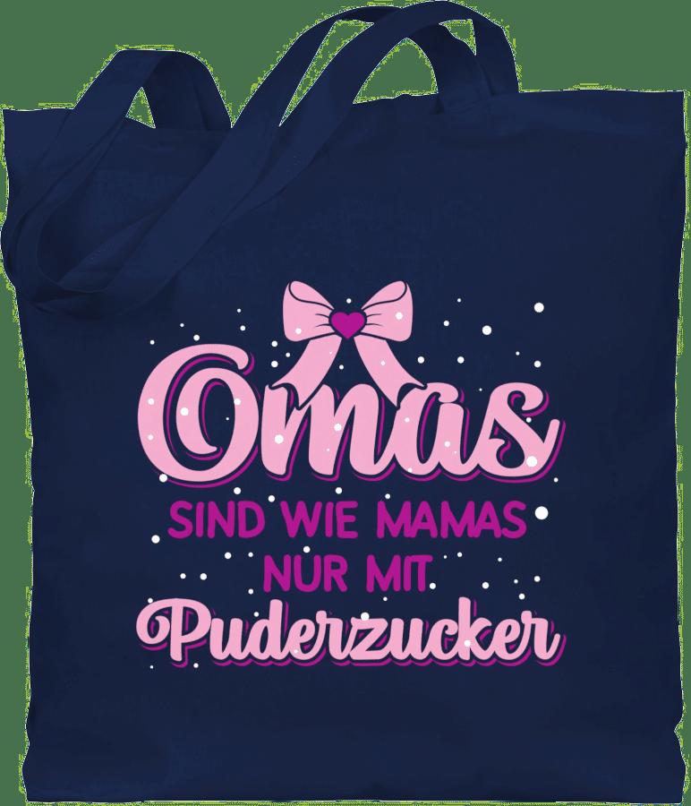 Jutebeutel - Geburtstagsgeschenk für Oma