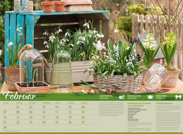 Kalender für Senioren - Landliebe Kalender
