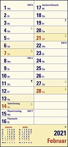Kalender mit extra großen Zahlen - Geschenk für Oma