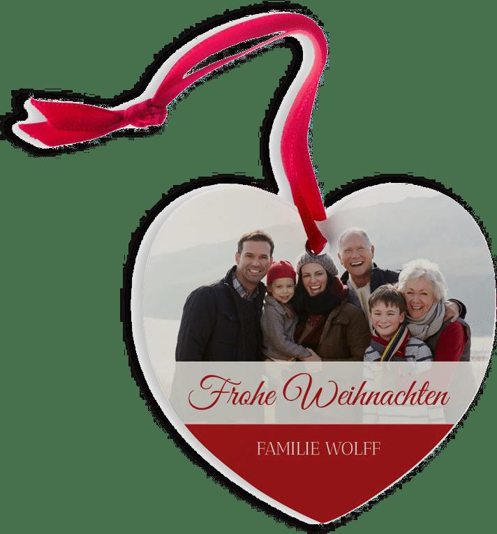 Weihnachtsgeschenk für Großeltern