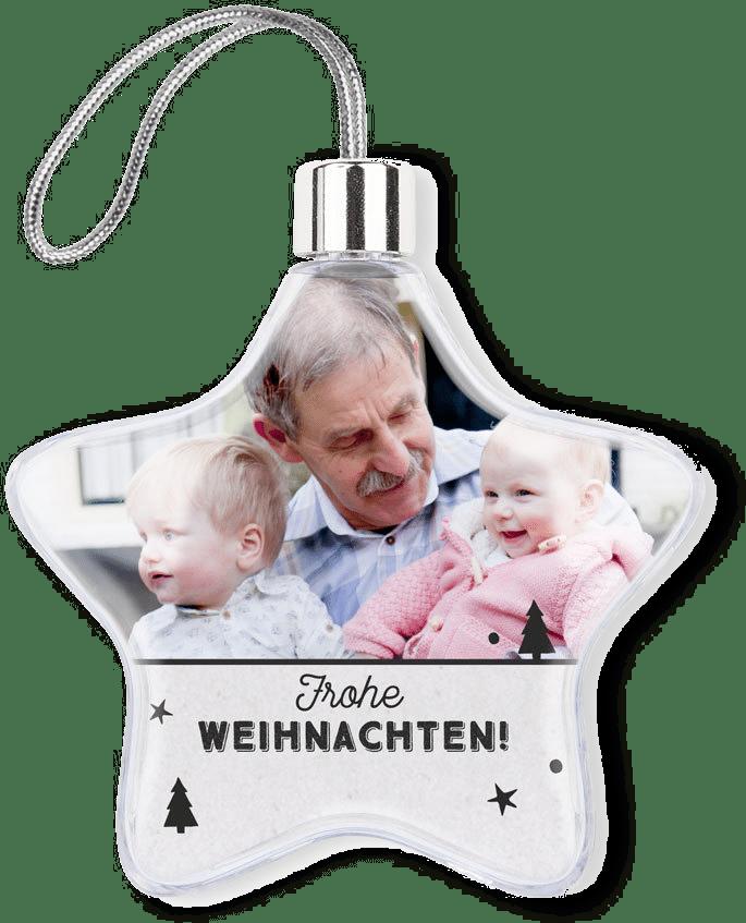 Geschenk zu Weihnachten für Opa