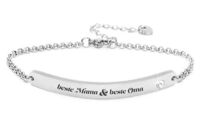 Schmuckstück für Oma - Armband