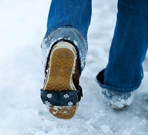 Schuhspikes Damen - Geschenkidee für ältere Menschen