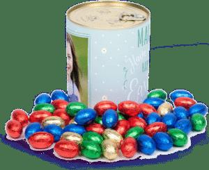 Geschenk für Großeltern - Ostereier