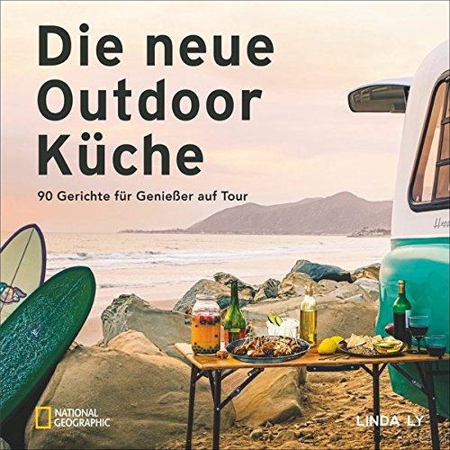 Campingküche Kochbuch - Geschenk für Camper