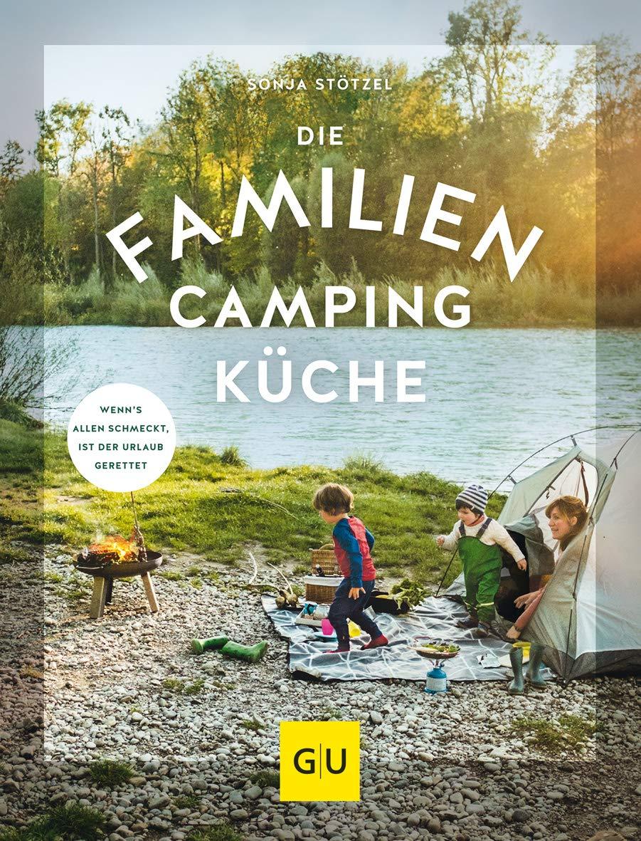 Geschenk für Campingfan - Kochbuch für Camping