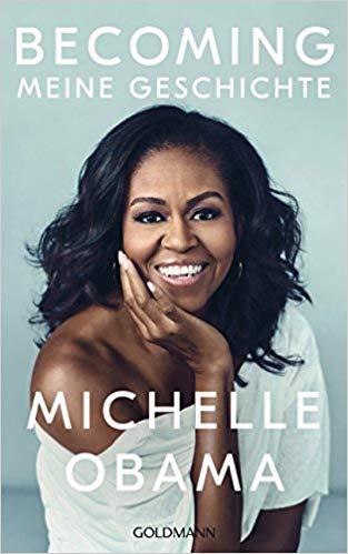 Buch Michelle Obama - Geschenk für Oma
