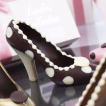 Schokoladen Geschenke für Oma - Choco Schuhe