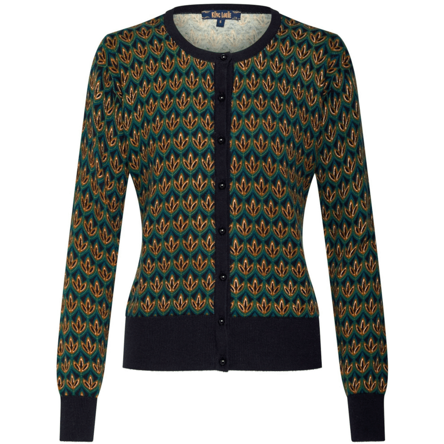King Louie Cardigan - Mode ältere Damen