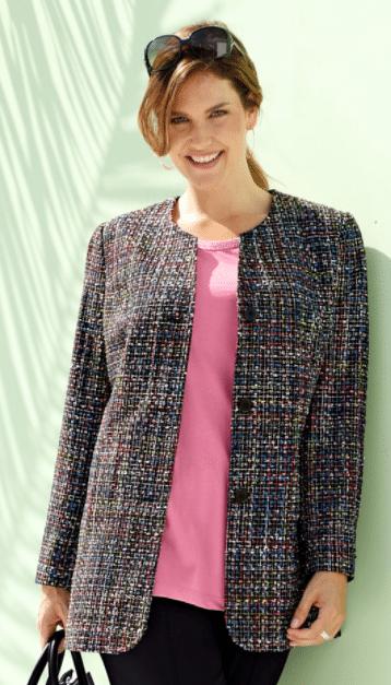 Kleidung für ältere Damen - Blazer