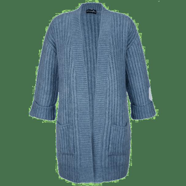 Mode für ältere Damen - Strickjacke