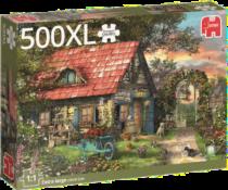 Puzzles mit extra großen Puzzleteilen - Geschenk für Oma