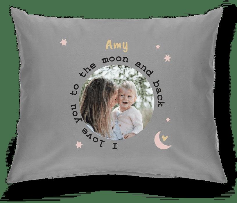 Geschenk für Oma zum 80. Geburtstag - Kissen