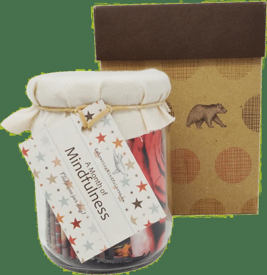 Achtsamkeit Mindfulness Geschenk
