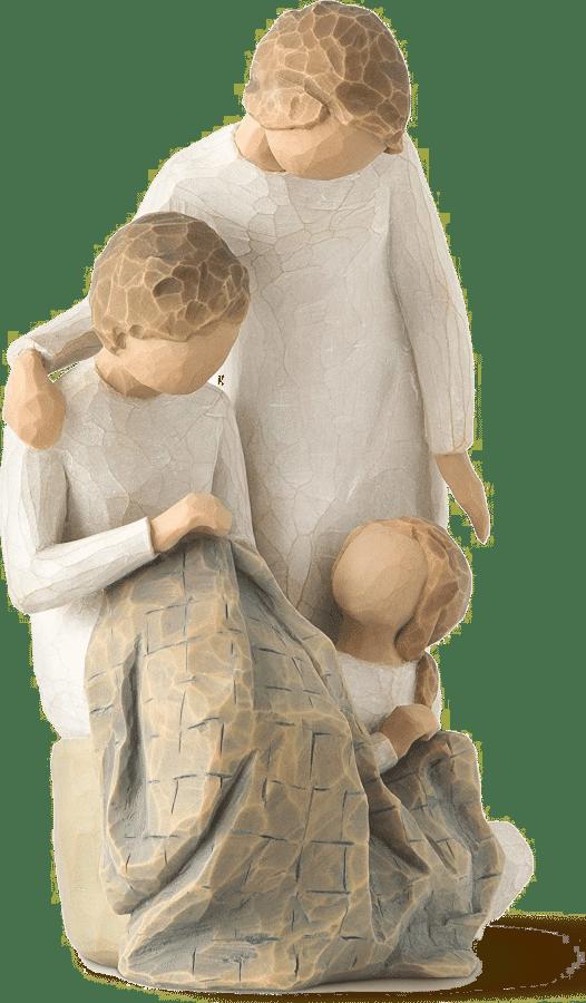 Figur Generationen - schönes Geschenk für Oma