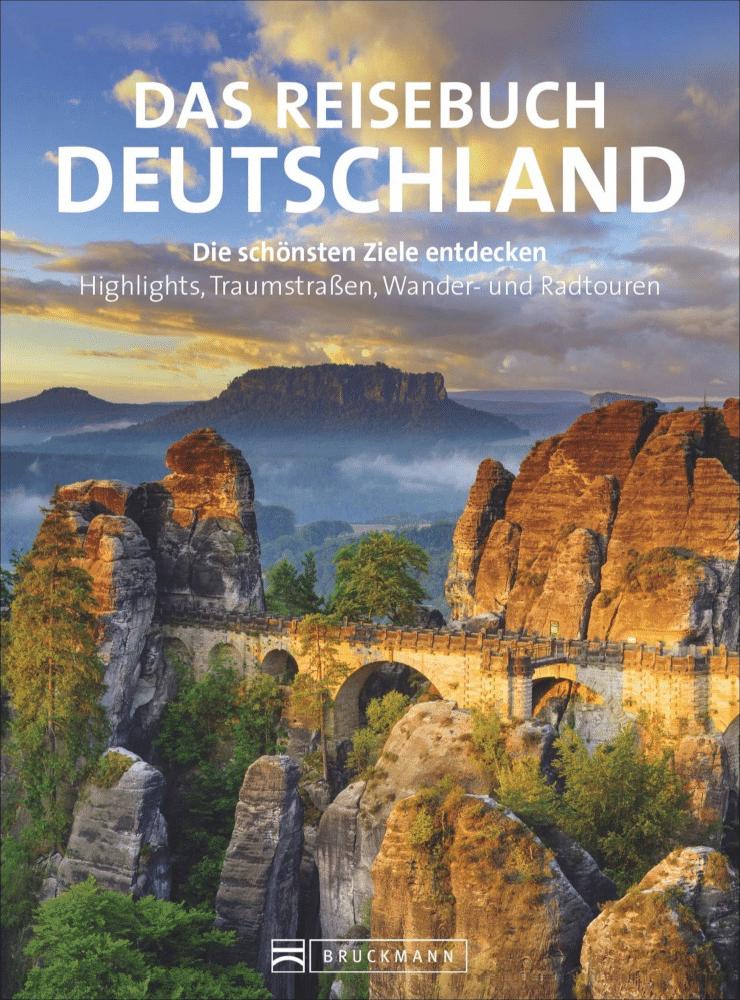 Geschenk für Oma Opa - Reisebuch Deutschland