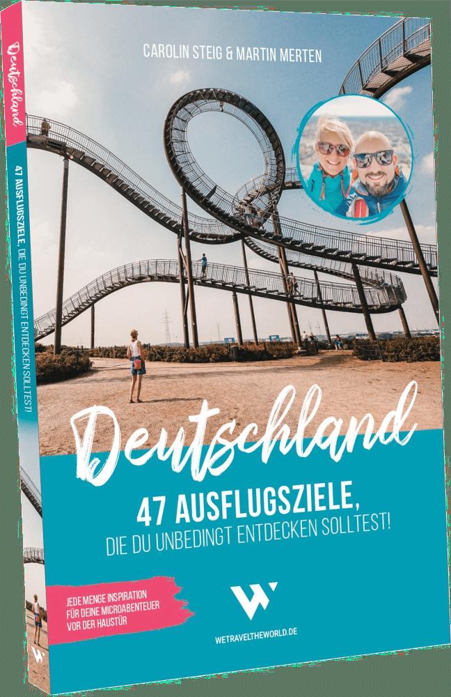 Reiseführer Deutschland - Geschenk Großeltern